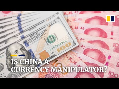 Is China a currency manipulator?