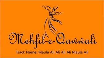 Maula Ali Ali Ali Ali Maula Ali - Iqbal Afzal Sabri