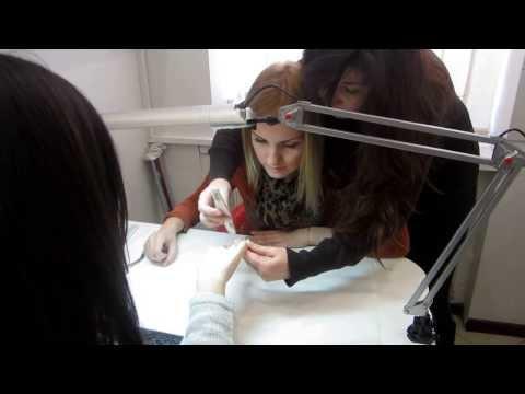 Курсы маникюра и педикюра, обучение в СПб