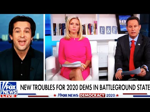 #WalkAway Guy Grifts His Way Onto Fox News
