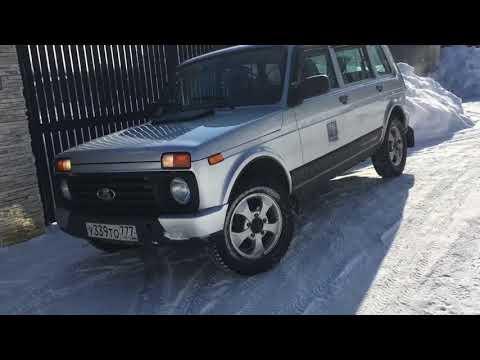 Lada 4x4 2131 Urban Snow Qeen
