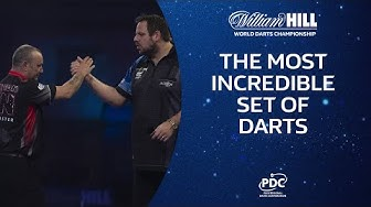 THE MOST INCREDIBLE SET! Lewis v Webster - 2019/20 World Darts Championship
