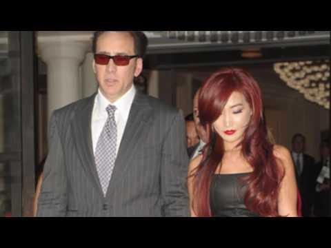 Nicolas Cage's Wife ❤ Alice Kim  2017 ❤ Stars World ❤