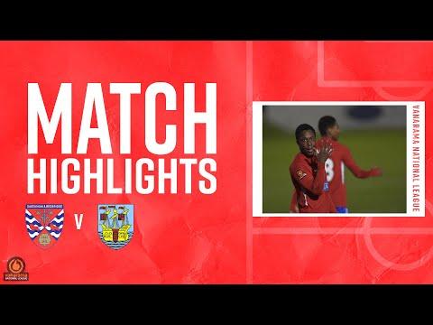 Dagenham & Red. Weymouth Goals And Highlights