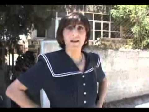 A Palestinian Woman. Part 2
