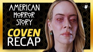 American Horror Story: Coven Recap