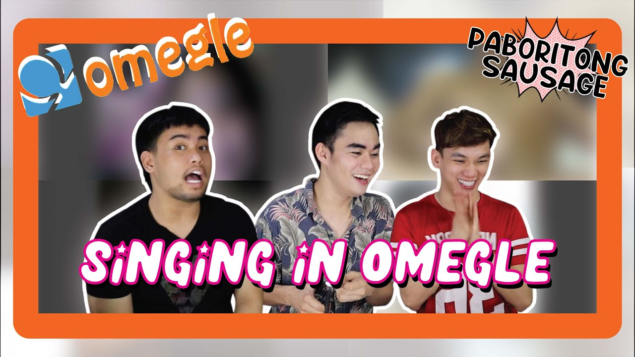 Singing For Strangers In Omegle (Most Requested) | iDolls Vlogs