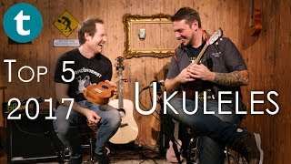 Top 5 | Best-selling Ukuleles | 2017