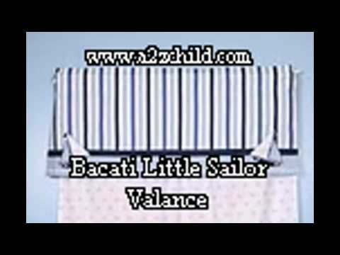 Bacati Little Sailor Blue - A2zchild.com.avi