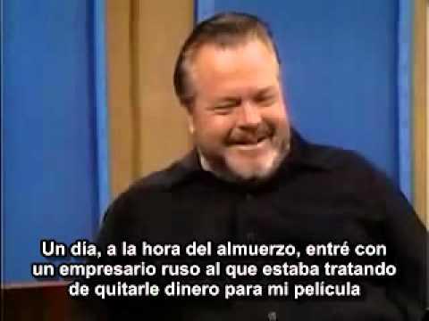 "Orson Welles en ""The Dick Cavett Show"" - 1 - [subtitulado en español]"