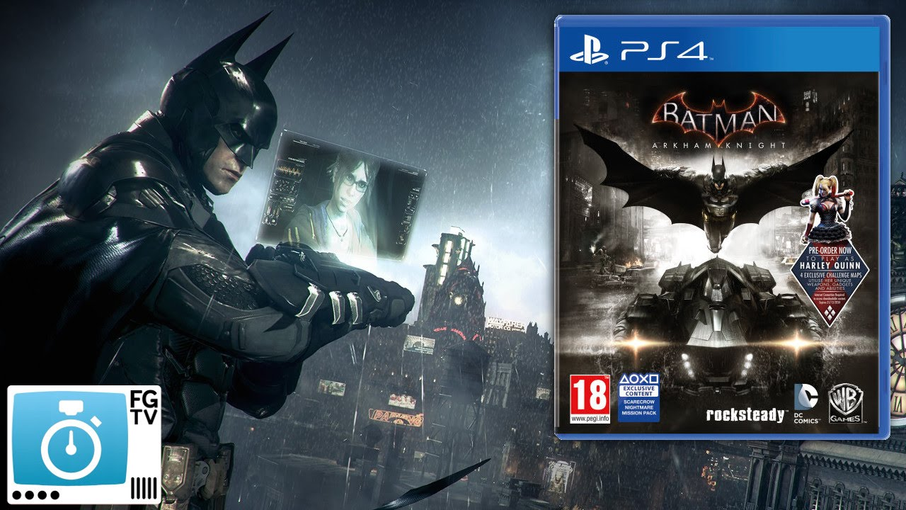 2 Minute Guide Batman Arkham Knight Pegi 18 Youtube