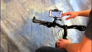 How To Use Your Samsung Galaxy S5 for Biking & Motorcycle Riding for Video, GPS Navigation, Apps... Free HD Video