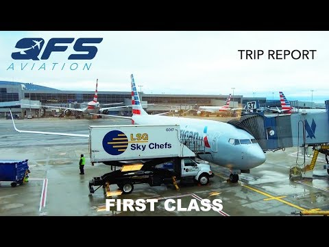 TRIP REPORT | American Airlines - 737 - New York (JFK) to Phoenix (PHX) | First Class