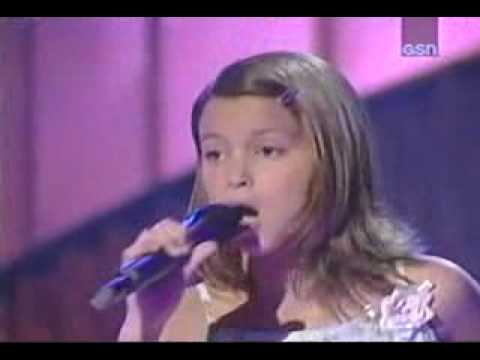 Tori Kelly age 10 singing Blessed on Star Search