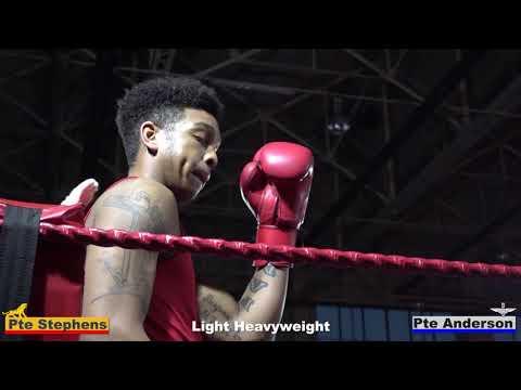 2 PWRR vs 2 PARA Boxing Part 2