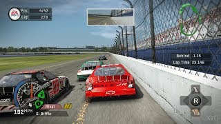 NASCAR 06: Total Team Control PS2 Gameplay HD (PCSX2)
