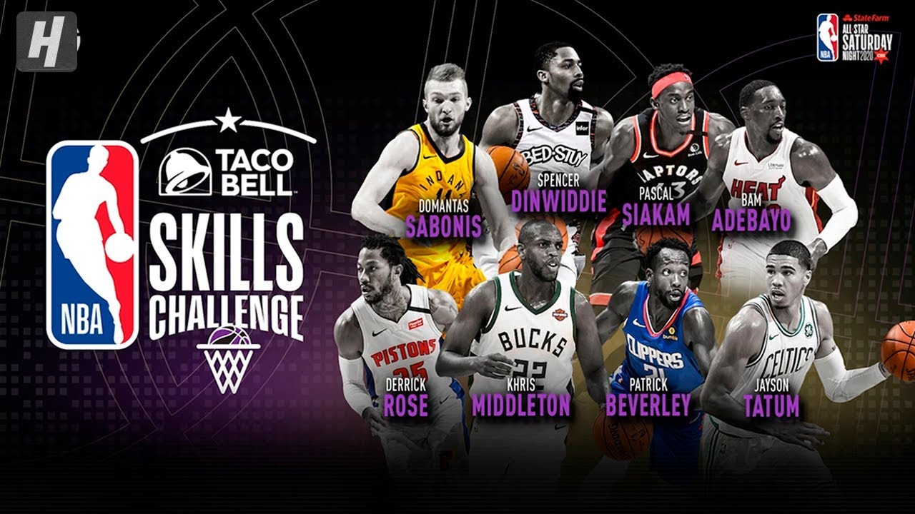 NBA All-Star Weekend 2020 Schedule: Celebrity Game, Rising ...