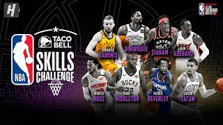 2020 Skills Challenge Participants Revealed | 2020 NBA All-Star Weekend