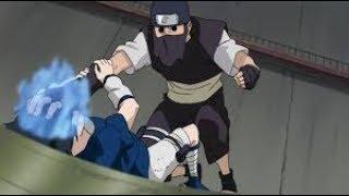 Sasuke vs Yoroi