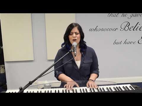 Awaken My Soul (LIVE) - Jeanna Campo