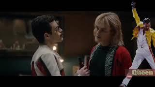 Bohemian Rhapsody Movie- Another One Bites The Dust Scene