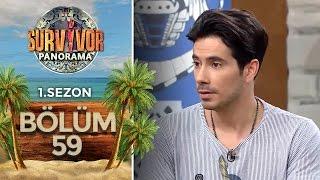 Survivor Panorama 1.Sezon | 59.Bölüm