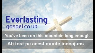 You've been on this mountain long enough - (N.S.O) 17/09/20, 6:00PM English/Romania