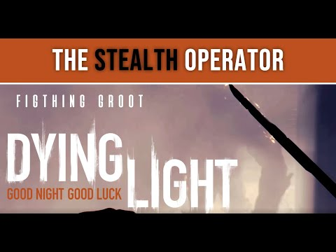 Dying Light - Fighting Groot // vs Born A Viking |