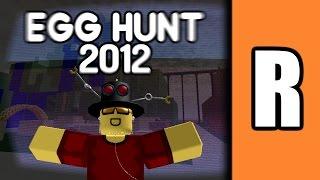 Egg Hunt 2012 Retrospective [A ROBLOX Review]