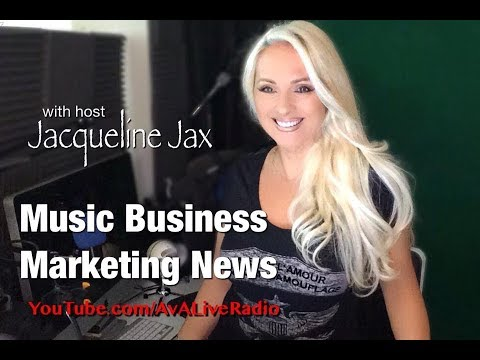 Music business and social media marketing news