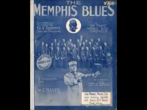 Memphis Blues - W. C. Handy (1912)