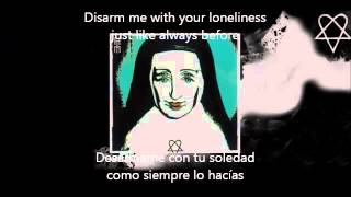 HIM Disarm Me (With Your Loneliness) Español