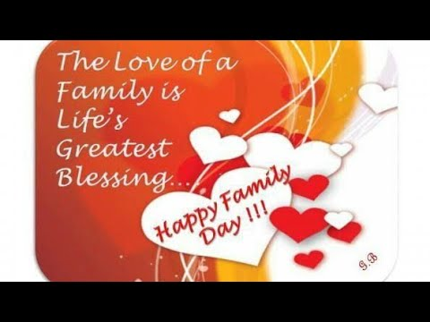 Happy family day images 2019