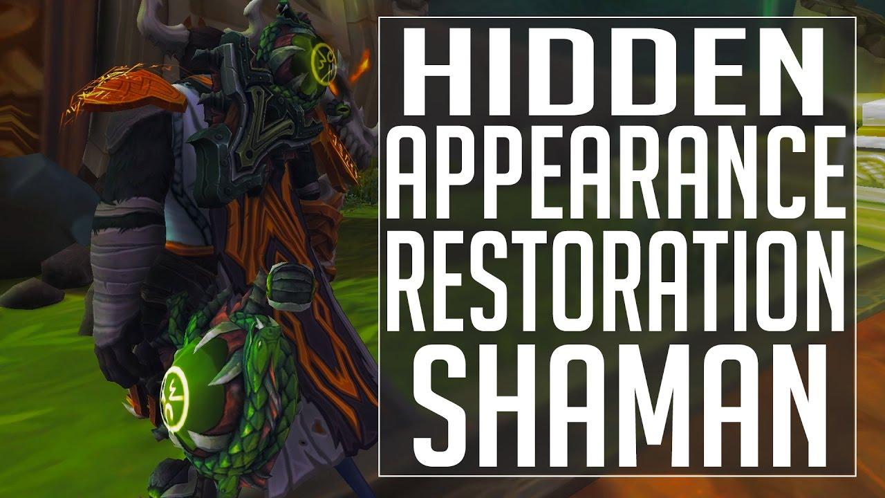 how to get hidden artifact enhance shaman
