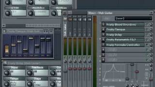 FL Studio - Improved Wah Effect with only FL Plug-ins - Warbeats Tutorials