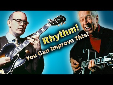 How to Improve your Vocabulary of Jazz Rhythms