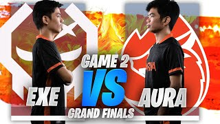 GRAND FINALS EXE vs AURA GAME 2 JUSTML CUP