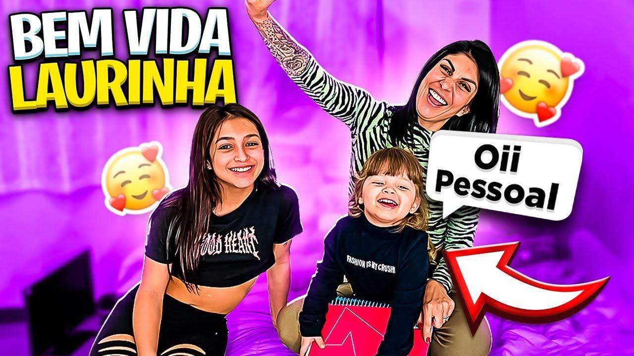 CONHEÇAM A NOVA INTEGRANTE DA FAMILIA..