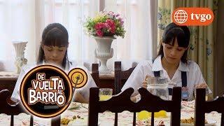 ¡Sara y Estela se pelearán por esta persona! - De Vuelta al Barrio avance Viernes 09/06/2017