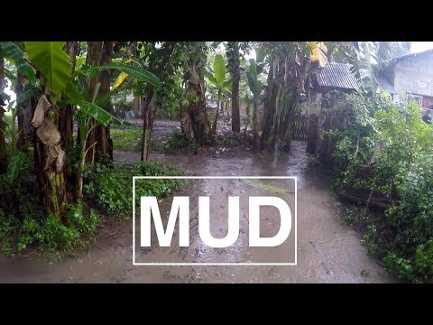 Wet season in the Province - Bato Leyte - Philippine daily life