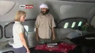 LIBYA: Inside Gaddafi's Own 'Air Force One'