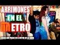ARRIMONES EN EL METRO | COSAS QUE PASAN EL METRO | FREAAK SHOOW