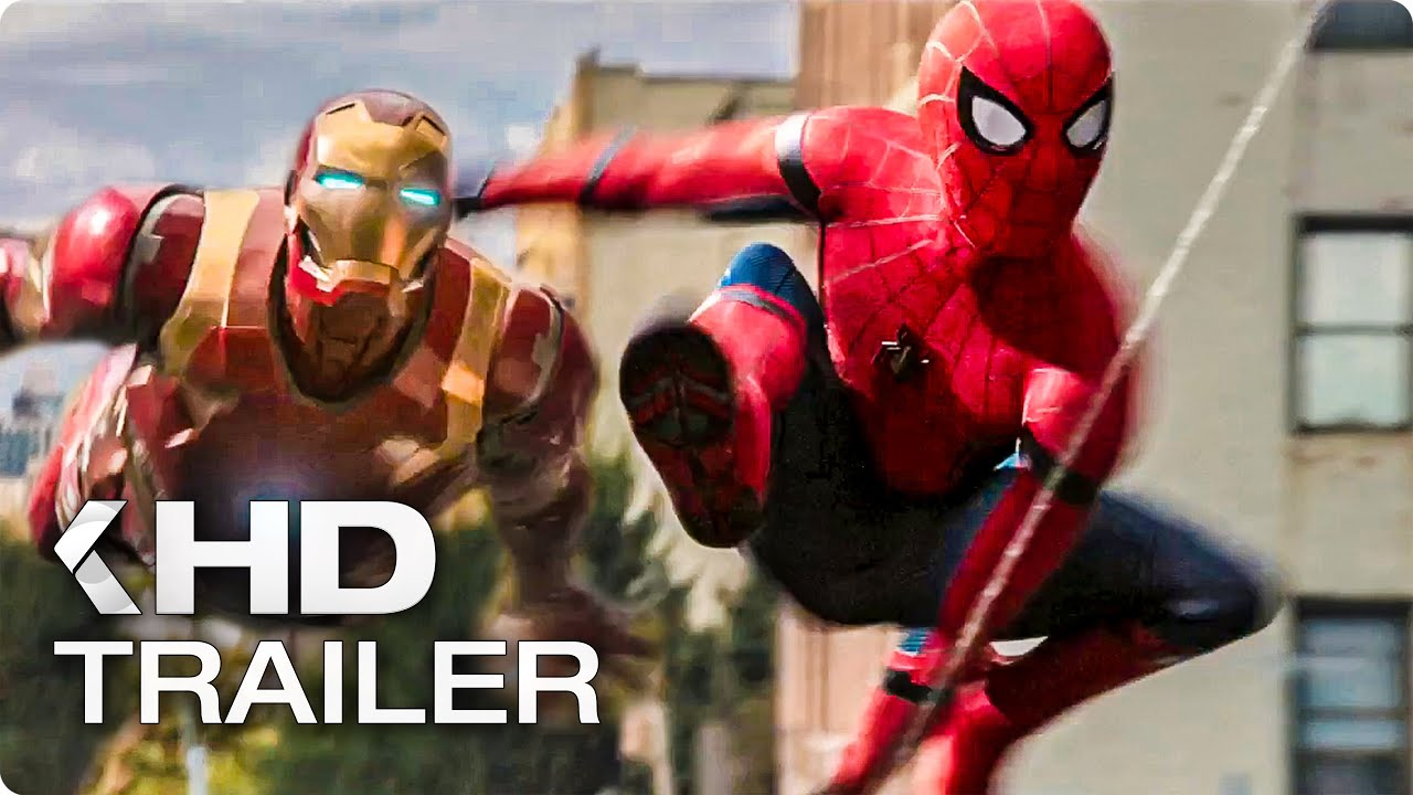 spider-man: homecoming trailer (2017) - youtube