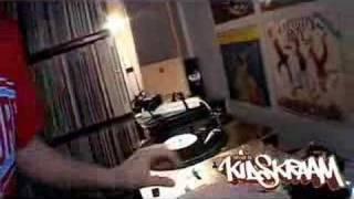 Break Dj Kid Skraam - Mind Blowing Organa Break
