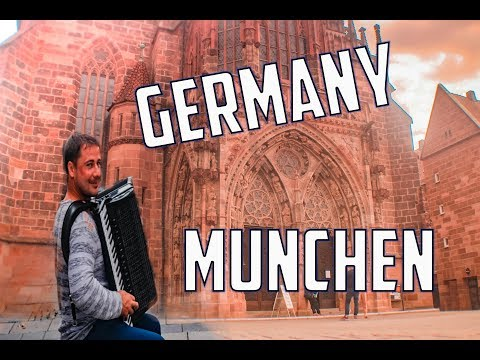 Arriving in Munich || Germany || Travel Vlog