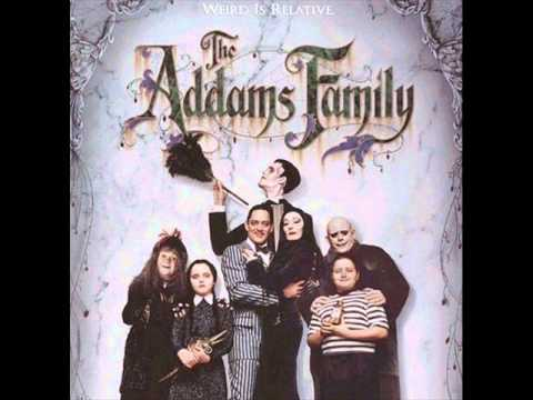 Addams Family Theme Tune - Instrumental Short Cover