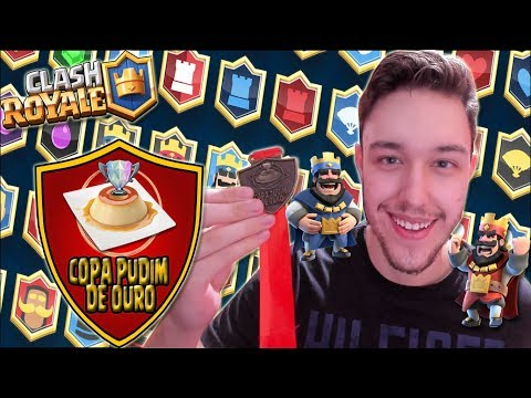 🔴A GRANDE FINAL DA COPA DO CLASH ROYALE AO VIVO! QUEM SERÁ O MAIOR CAMPEÃO?!