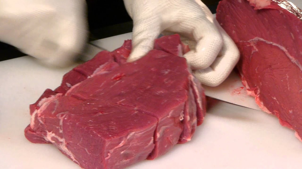 Cutting the Top Sirloin Center - Beef Alternative Merchandising ...