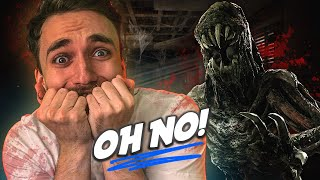 YouTuber TERRIFIED by this GAME!