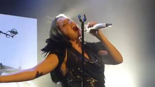 "Tarja - ""Too Many"" live in Stuttgart, 14.10.2016"